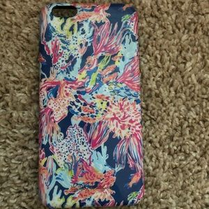 Lilly Pulitzer iPhone 6s Plus case